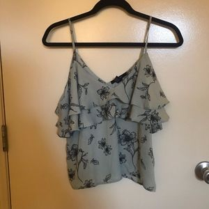 Cold Shoulder Forever 21 Blouse